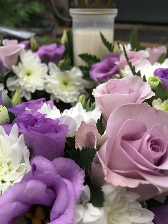 56e15989f9ae Blomster til begravelse i Frederiks nær Grønhøj
